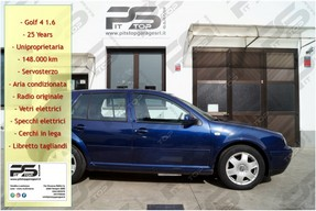 Volkswagen Golf 4 1.6 101cv 25 Years